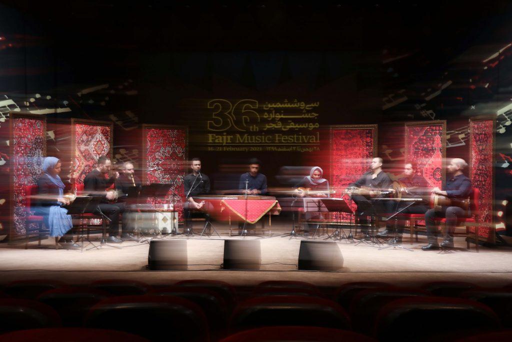 اجرای همنوازان چکاد/سی و ششمین جشنواره موسیقی فجر