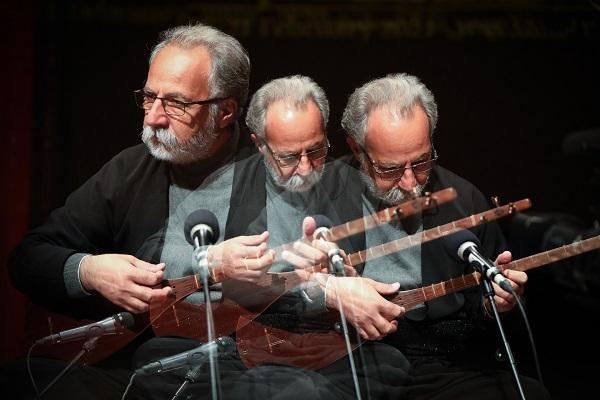 اجرای دالاهو/سی و ششمین جشنواره موسیقی فجر