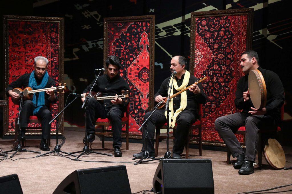 اجرای همنوازان فاخته/سی و ششمین جشنواره موسیقی فجر