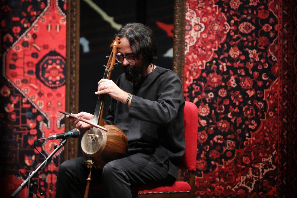 اجرای سپندار(صدایی نیست)/سی و ششمین جشنواره موسیقی فجر