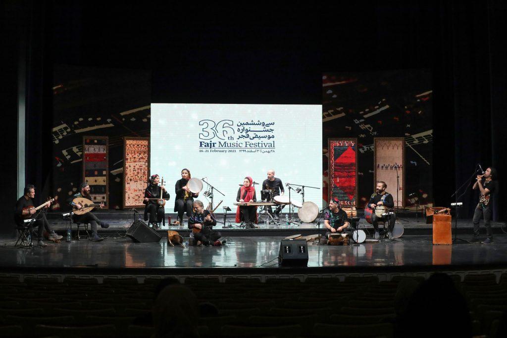 اجرای نوازنده کوبایی و رستاک/ گزارش اجراهای سومین روز جشنواره موسیقی فجر