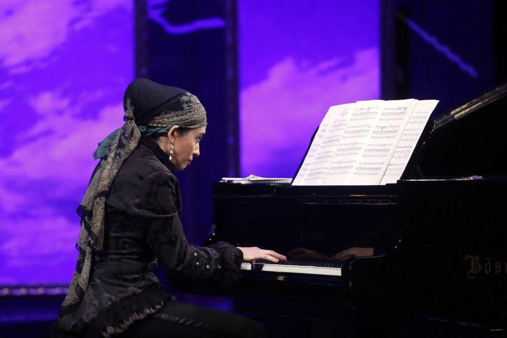 اجرای دوئت فراتا-دی پالما(ایتالیا)/سی و ششمین جشنواره موسیقی فجر