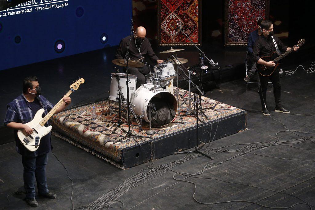 اجرای ماهیما(حجت اشرف زاده)/سی و ششمین جشنواره موسیقی فجر