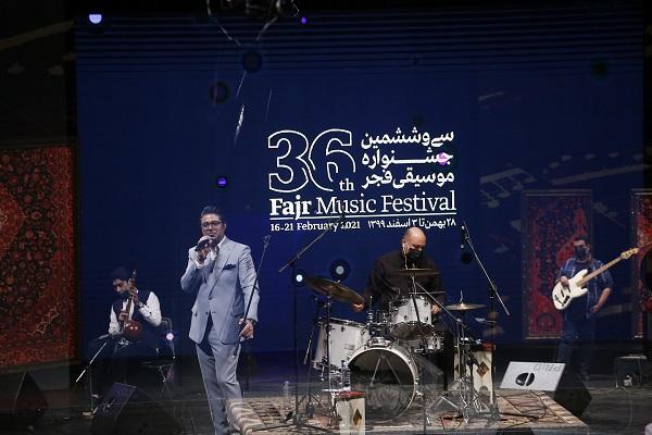 گروه آلمانی قطعه فجر را در جشنواره موسیقی فجر اجرا کرد
